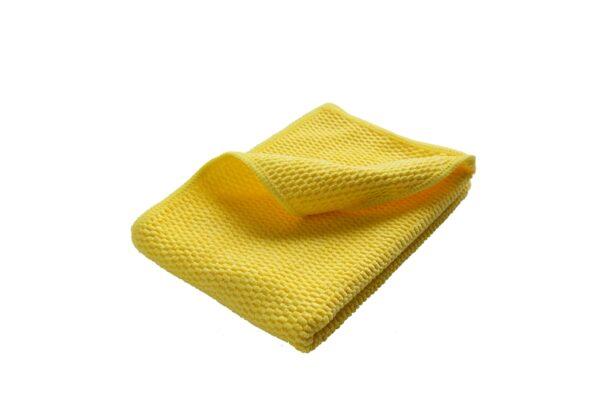 Полотенце Aquamagic Absolute кухонное желтое.