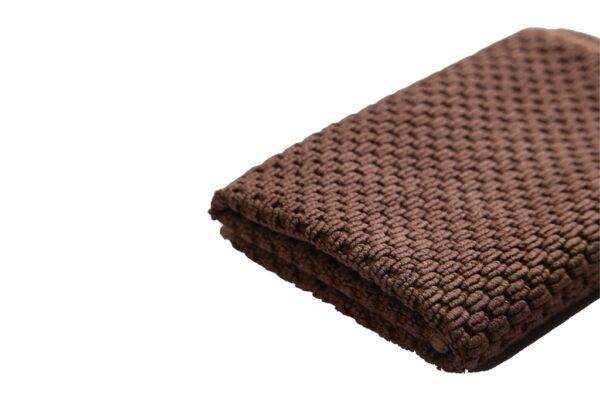 Салфетка рельефная Aquamagic Absolute коричневая
