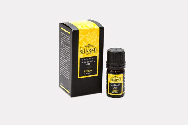 Масло эфирное Sharme Essential Лимон.