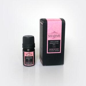 Масло эфирное Sharme Essential (Rosewood) Розовое дерево.