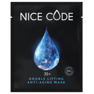 Тканевая маска для лица 35+