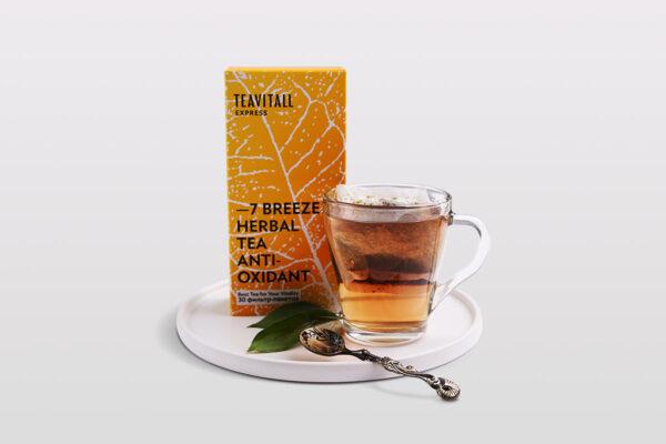 TeaVitall Express Breeze 7