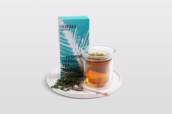 TeaVitall Express Spring 10