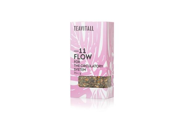 Напиток чайный TeaVitall Flow 11