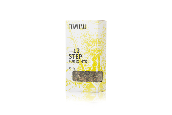 Напиток чайный TeaVitall Step 12
