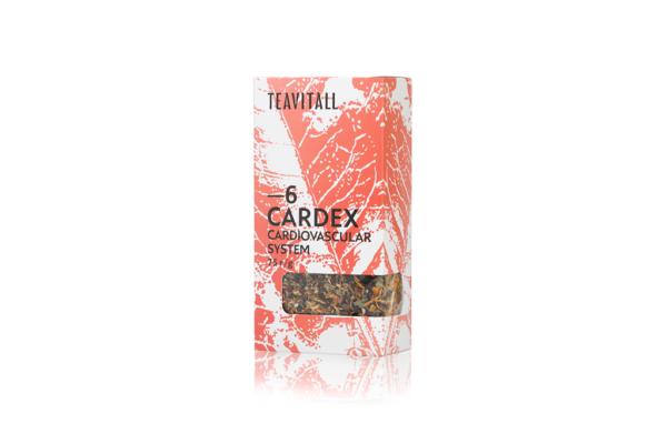 TeaVitall Cardex 6