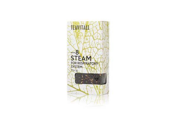 TeaVitall Steam 8