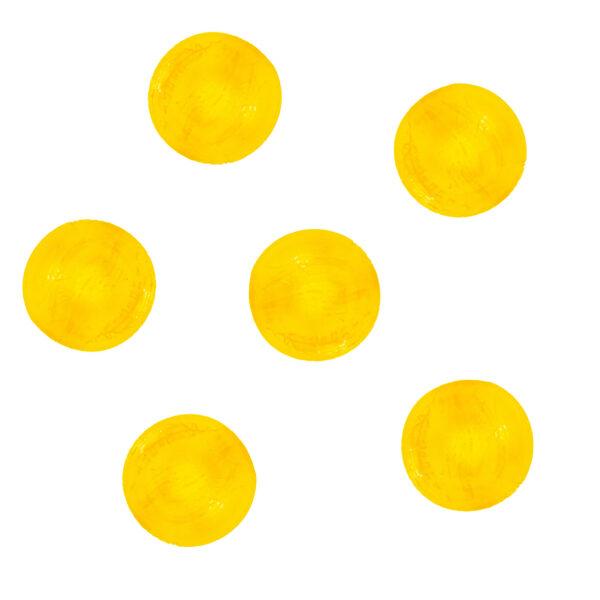 Леденцы для защиты организма от простуды Healthberry Ecodrops Curcumin 2