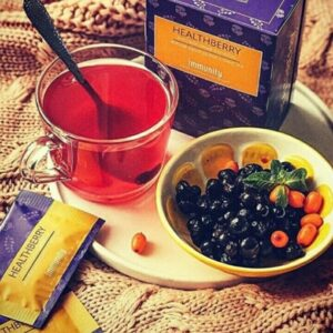 Напитки растворимые Healthberry