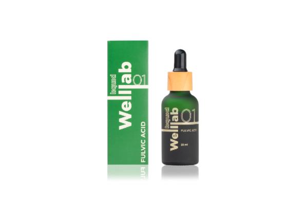 Welllab liquid Fulvic acid