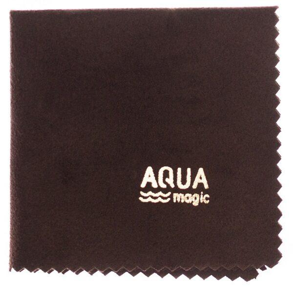 Салфетка для очков AQUAmagic Optics (венге) 11