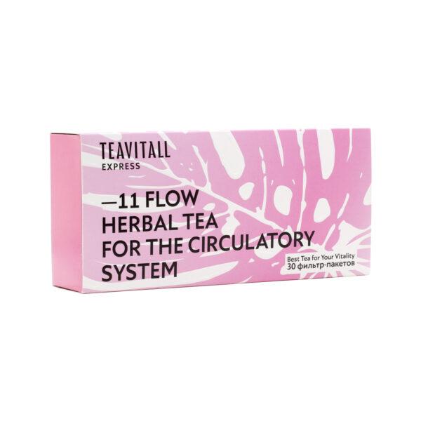 TeaVitall Express Flow 11