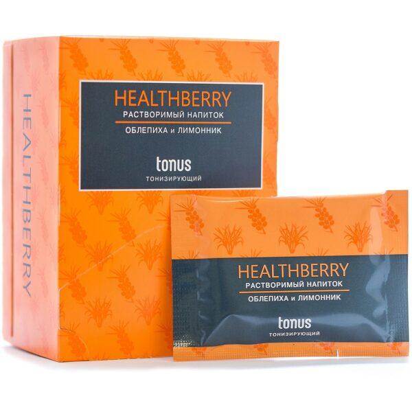 Тонизирующий растворимый напиток Healthberry Tonus 1