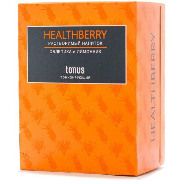 Тонизирующий растворимый напиток Healthberry Tonus 2