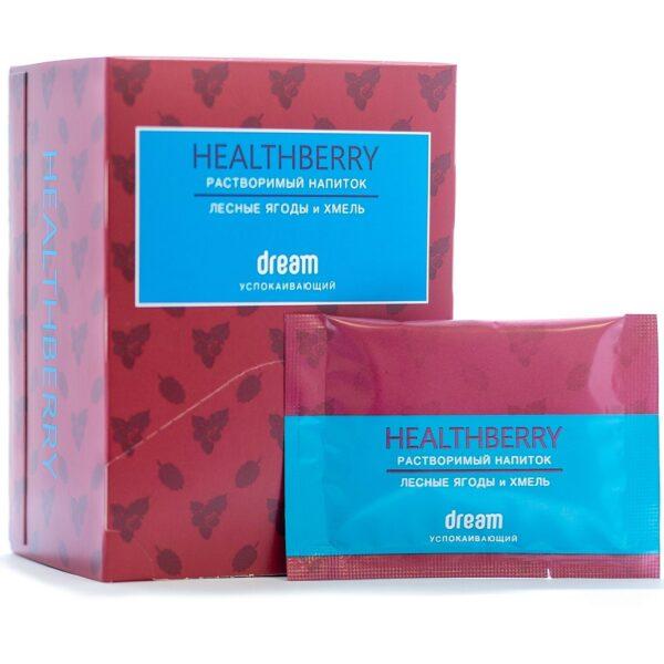Успокаивающий растворимый напиток Healthberry Dream 1