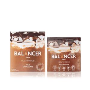 Balancer со вкусом «Молочный шоколад»