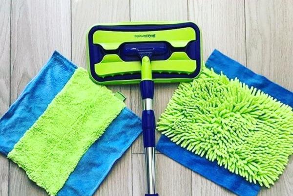 Швабра Гринвей Aquamatic mop