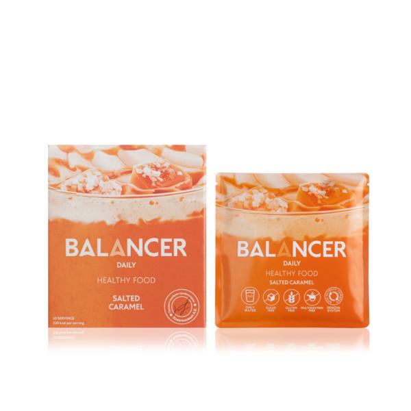Балансер соленая карамель