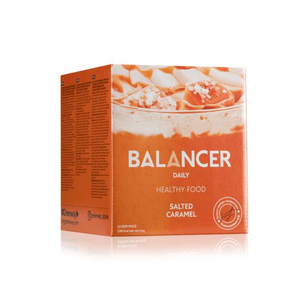 Балансер соленая карамель 2