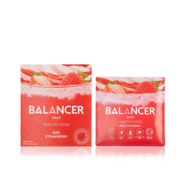 Balancer спелая клубника