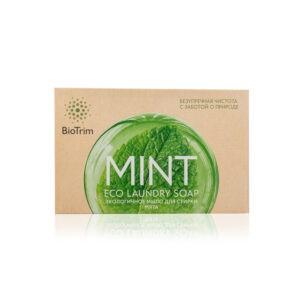 BioTrim MINT экологичное мыло для стирки. Мята