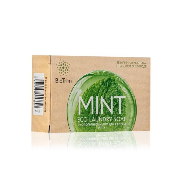BioTrim MINT экологичное мыло для стирки. Мята 2