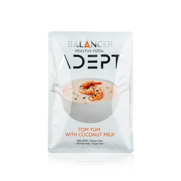Коктейль BALANCER ADEPT со вкусом Тайский суп том ям 5 шт 3