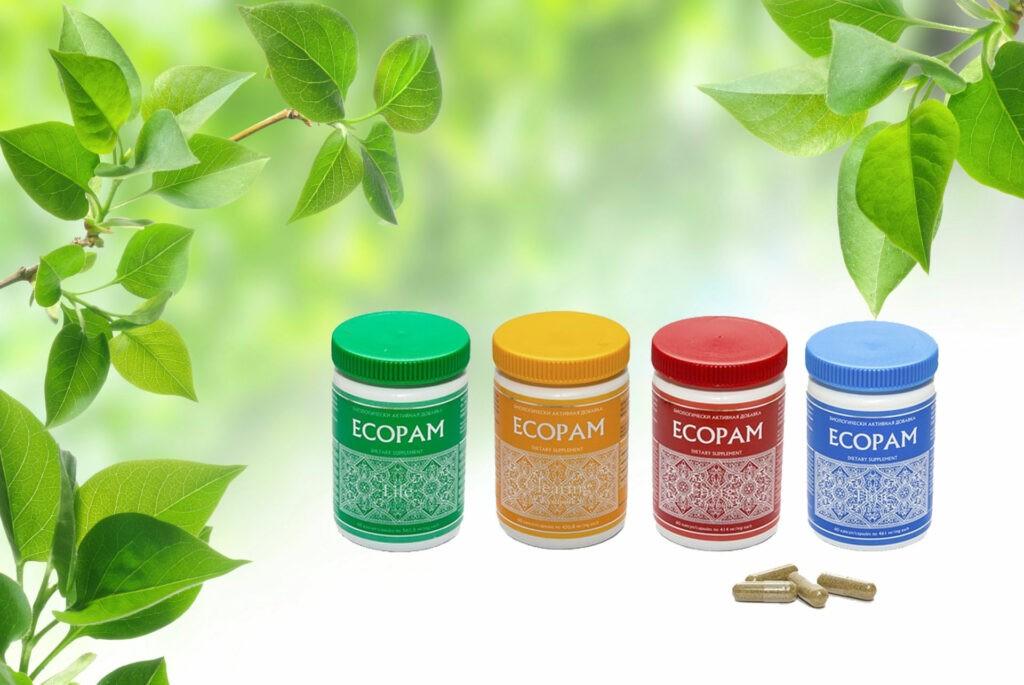 Ecopam - биалогически активные добавки
