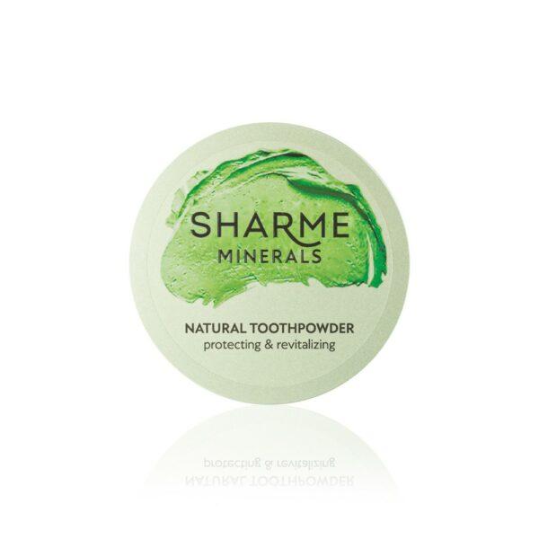 Фитоминеральный зубной порошок защита и восстановление 2