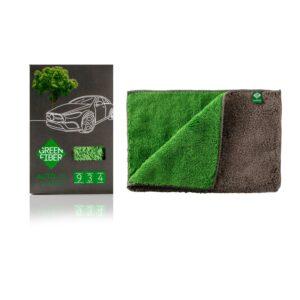 Автополотенце двустороннее для сухой уборки AUTO A5, dry cleaning