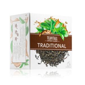 Black tea TEAVITALL CLASSIC «Traditional»