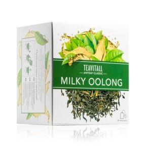 Green tea TEAVITALL CLASSIC «Milky Oolong» 1
