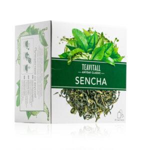 Green tea TEAVITALL CLASSIC «Sencha» 1
