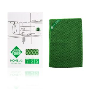 Полотенце кухонное HOME А3, kitchen fiber