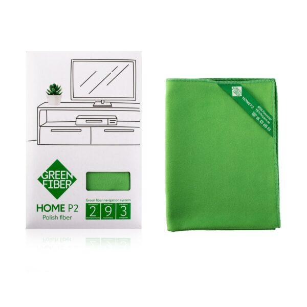 Салфетка деликатная UJUT HOME P2, polish fiber